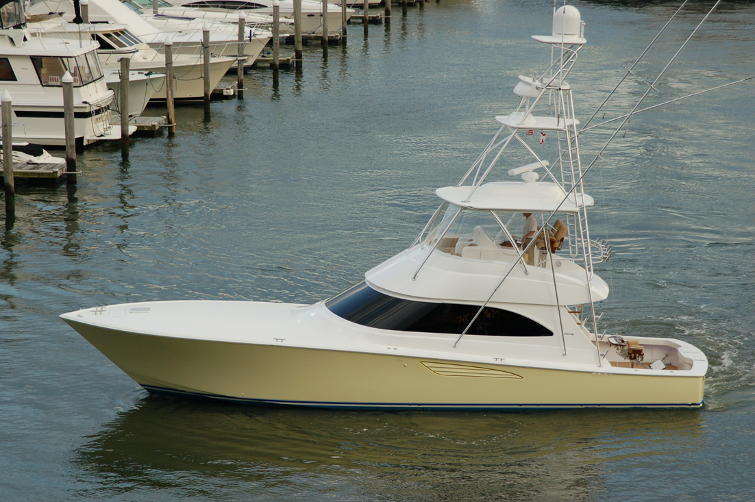 52 Viking Conv port arial