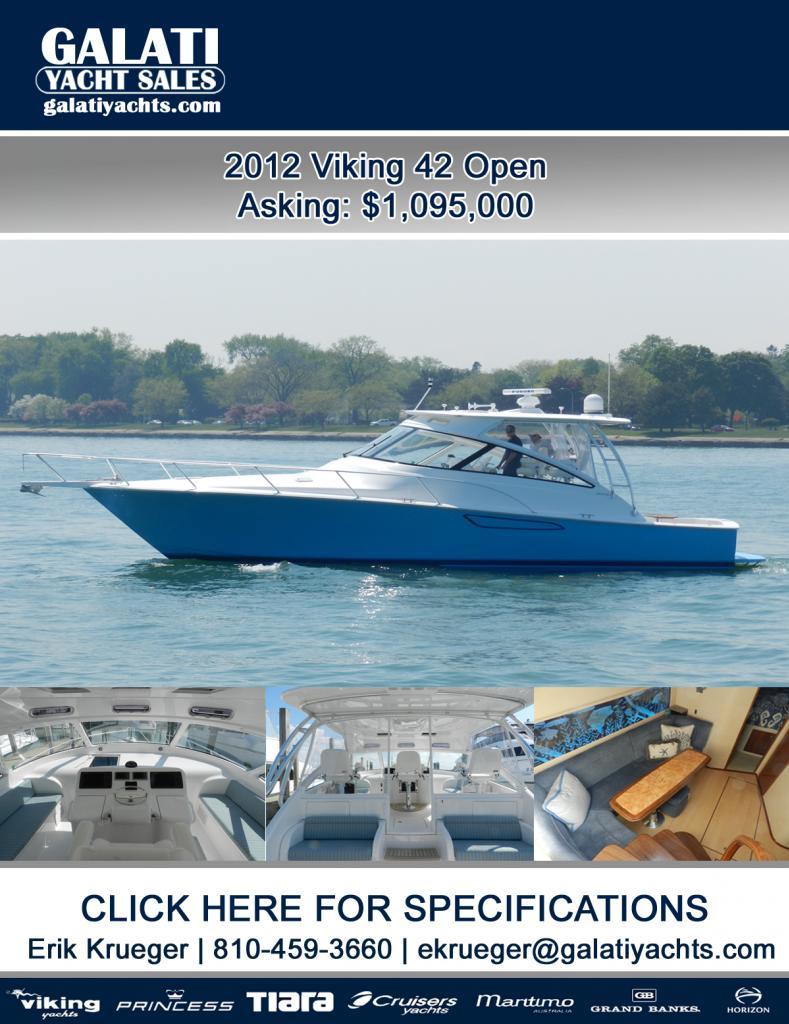 42 Viking HT Custom 2012