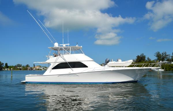 64' 2007 viking HT Our Trade