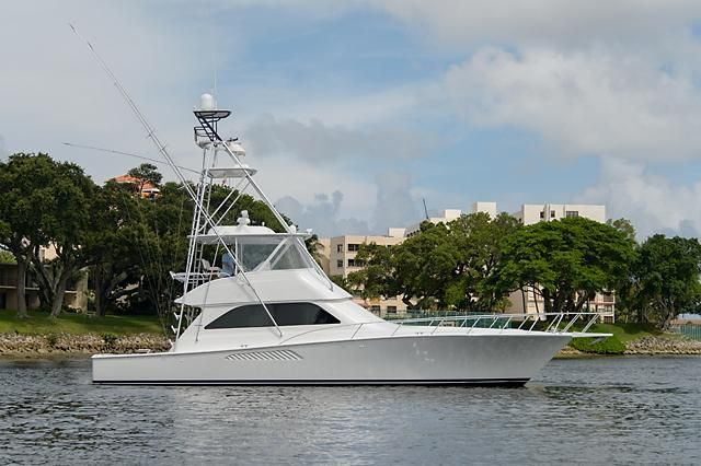 52' Viking Convertible Tower Intents