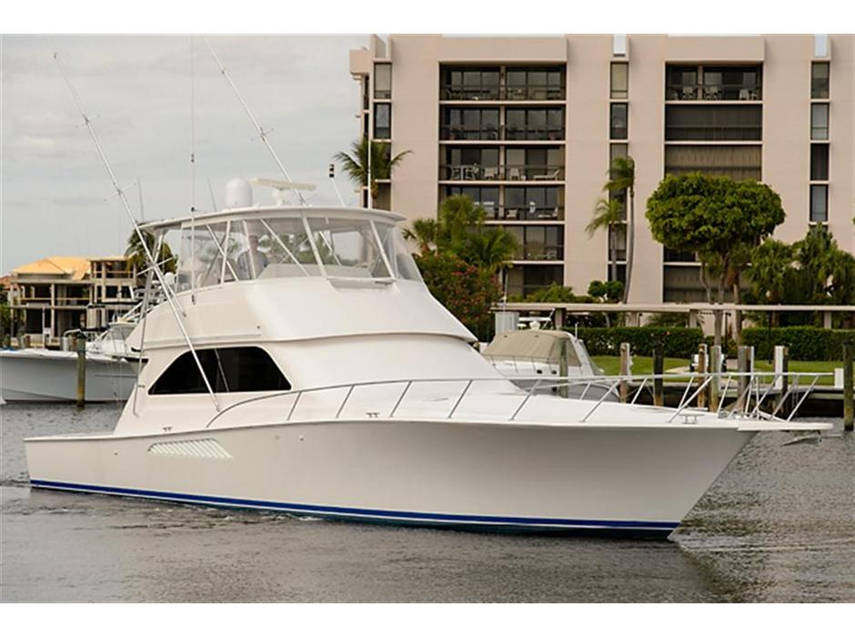 52 2006 Viking Conv HT Scored One 895k Boca Raton