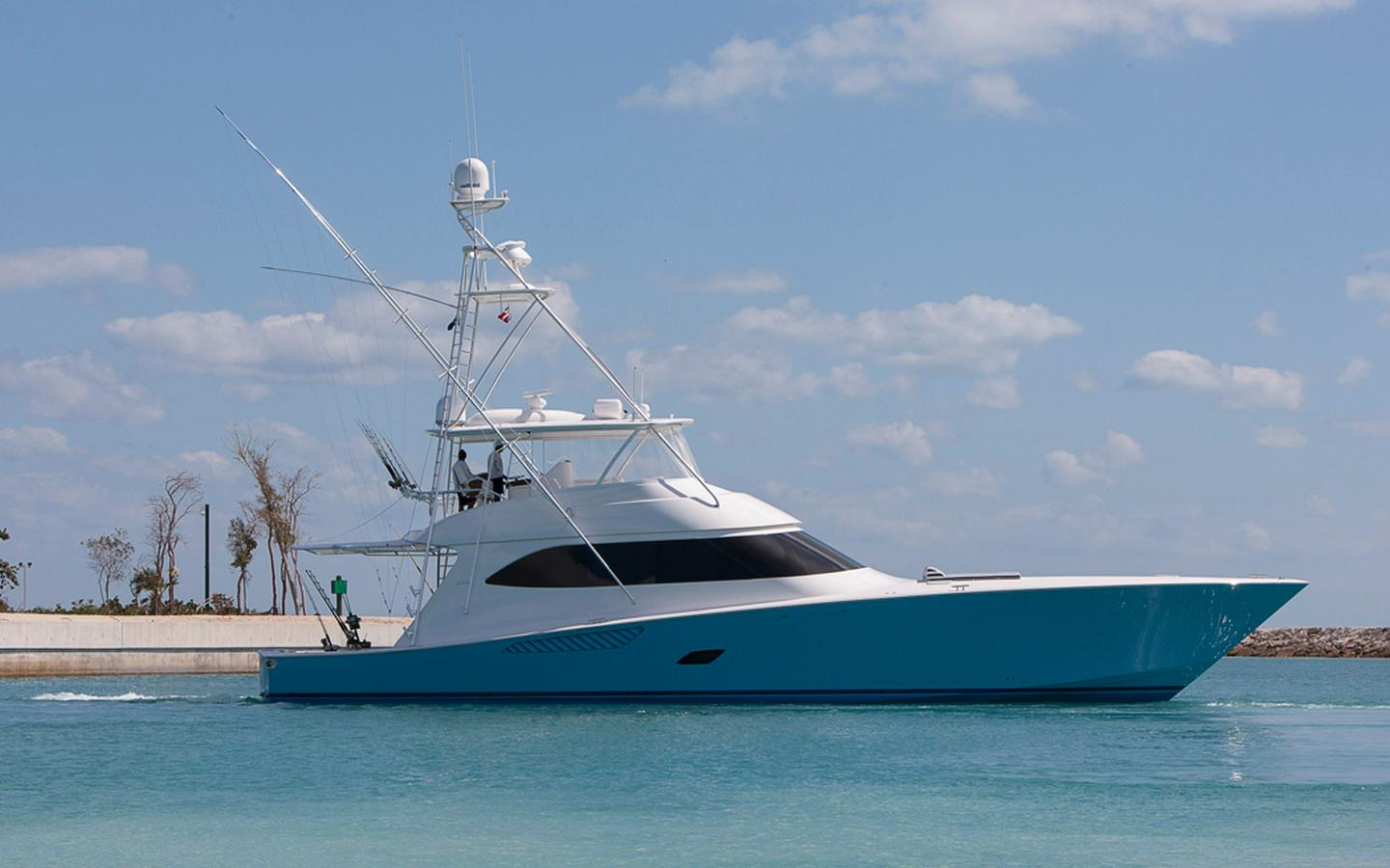 Viking Yachts For Sale Located