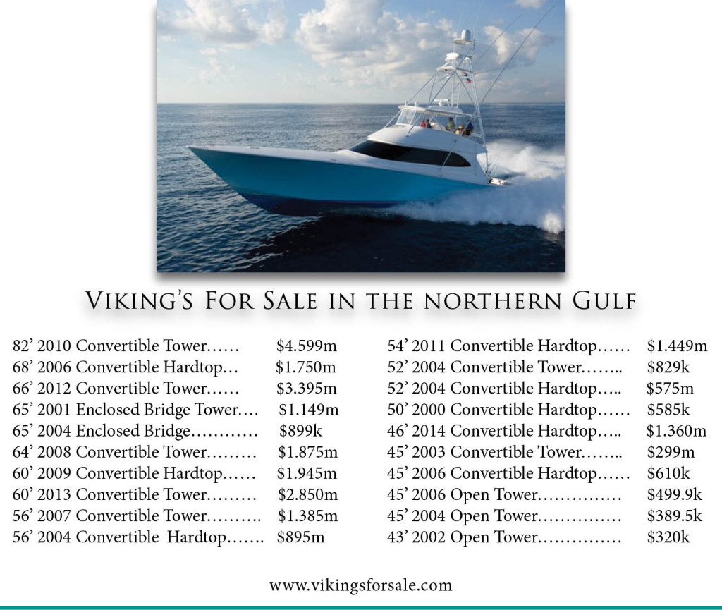 May 18 Vikings in Northern Gulf
